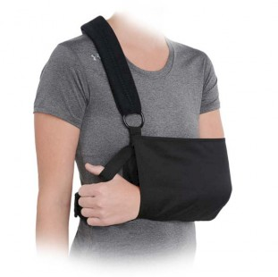 Velpeau Immobilizer - Supports the shoulder joint while also preventing range of motion. Indicated for shoulder dislocations and subluxations including other shoulder and arm injuries. $28.00