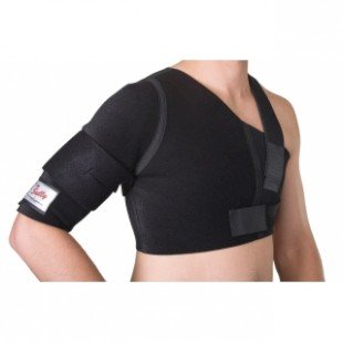 Sully Shoulder Immobilizer - Provides shoulder immobilization and controlled range of motion for anterior, multi-directional, inferior and posterior instabilities, rotator cuff deceleration, shoulder AC separations and muscle strains. The shoulder brace is designed to stabilize, assist or restrict movement of the shoulder post-injury and post operatively. $325